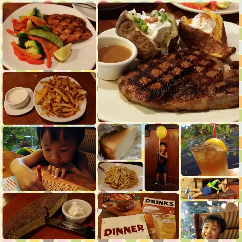 20140705 bday dinner