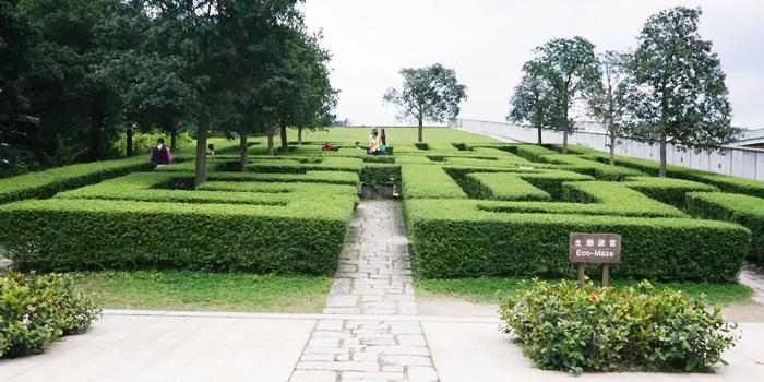 Eco-Maze