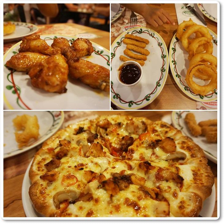 芭東The Pizza Company 晚餐