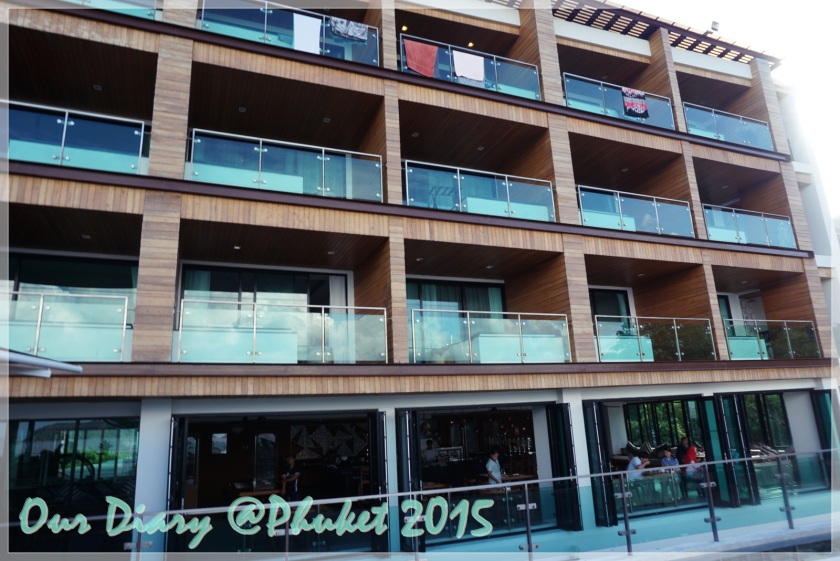 U Zenmaya Phuket 布吉酒店外觀