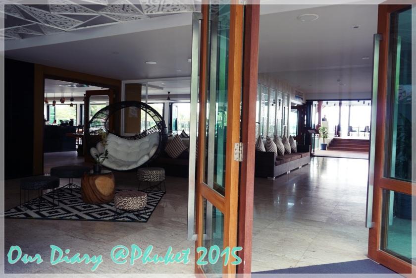 U Zenmaya Phuket LOBBY