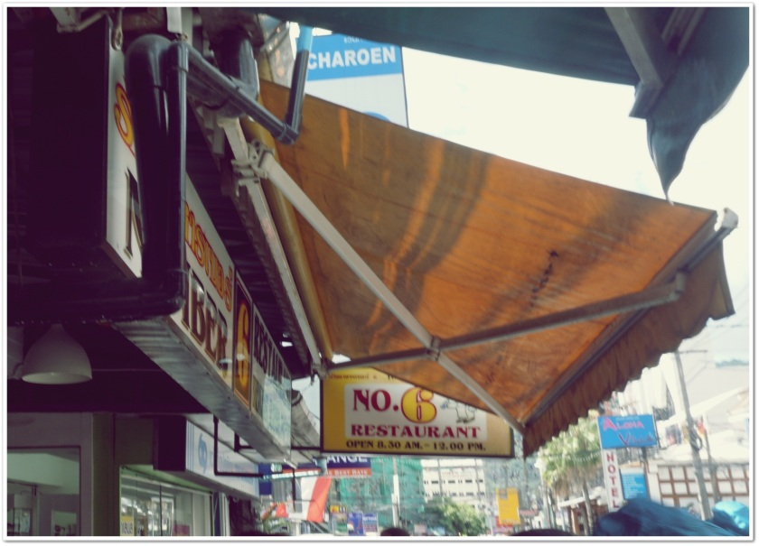 布吉芭東遊記 逛街照片