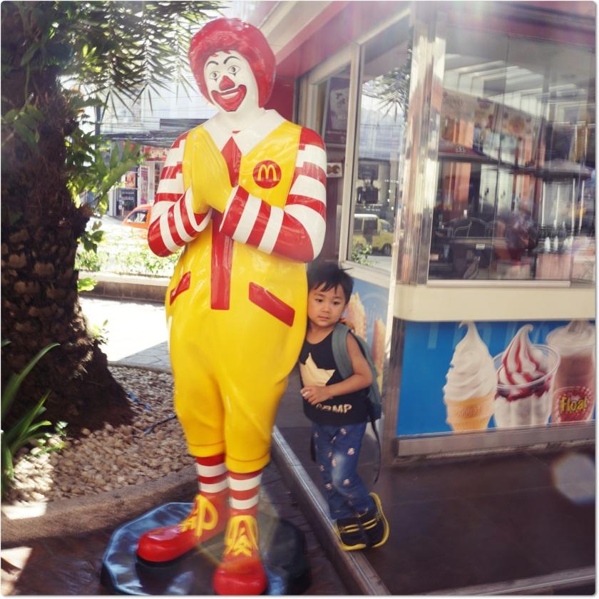 JUNCEYLON 麥當勞叔叔