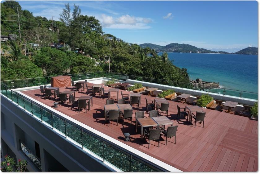 布吉酒店 U Zenmaya 美麗 relax 的景色