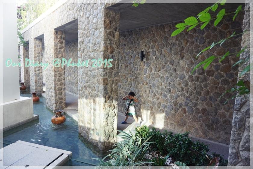 布吉海景酒店內部
