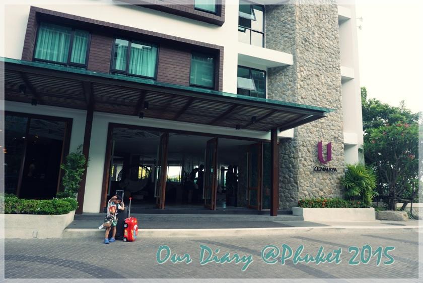 U Zenmaya Phuket 親子遊記