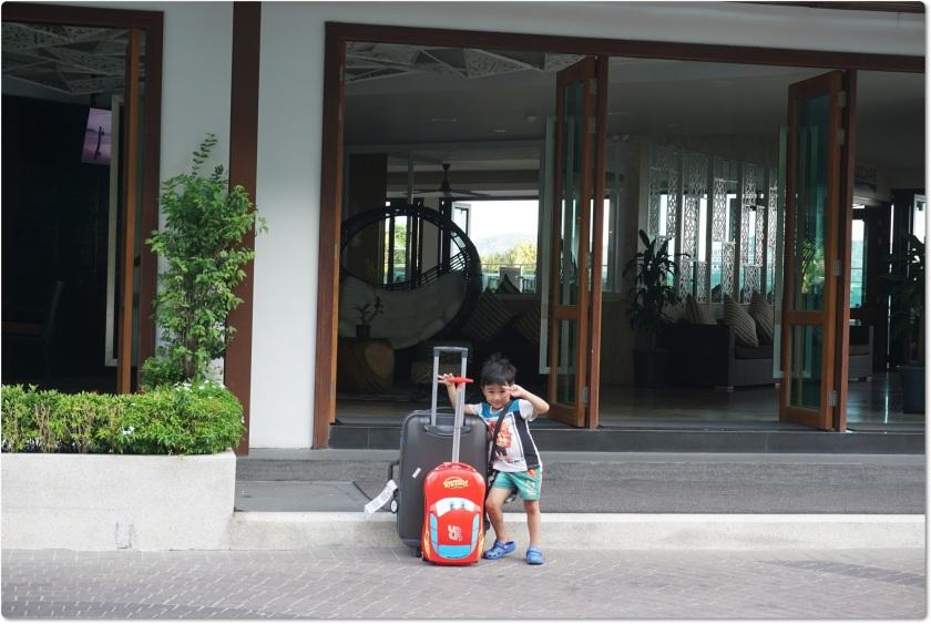 布吉海景酒店 U Zenmaya 酒店外觀