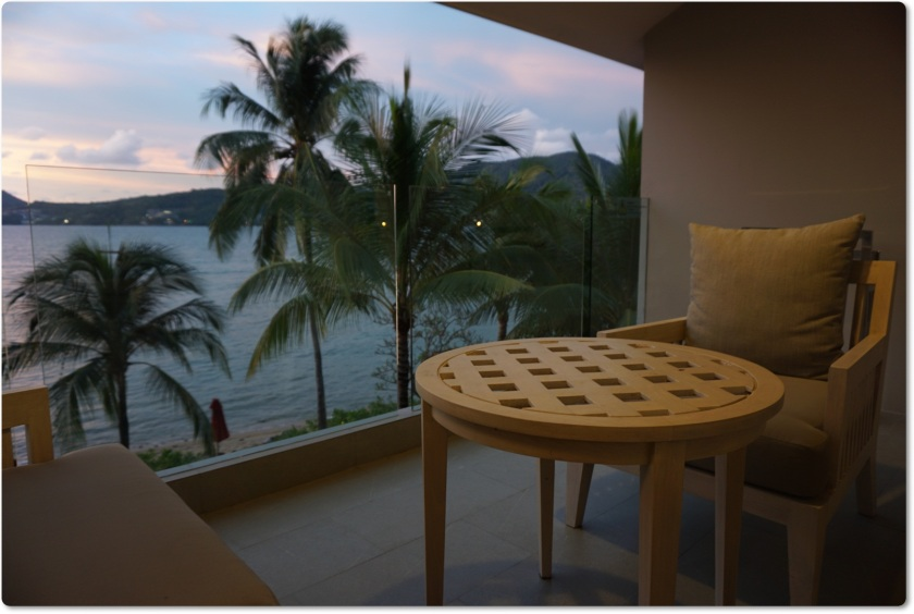AMARI 布吉 Deluxe room seaview