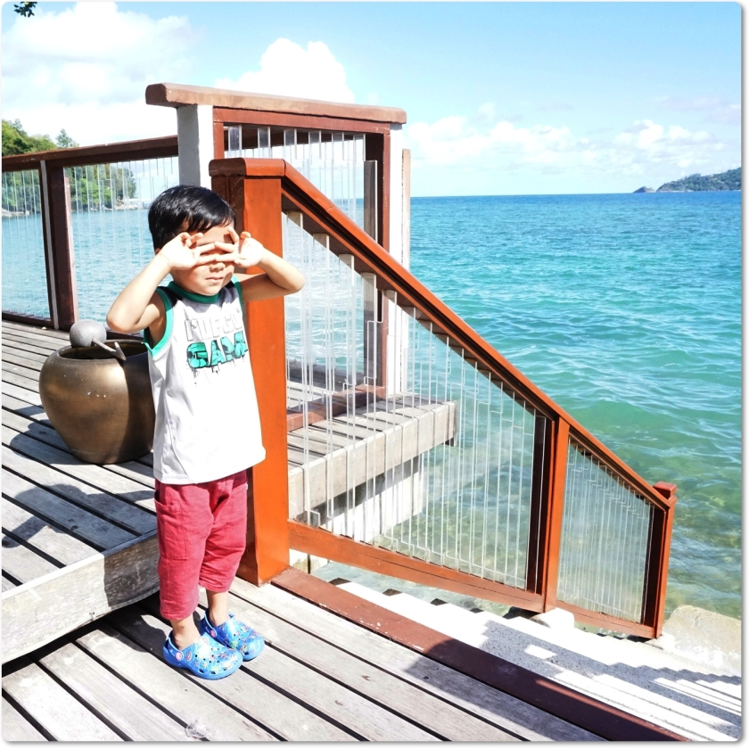 Amari Phuket 早餐後逛逛