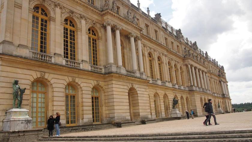 凡爾賽宮 Chateau de Versailles