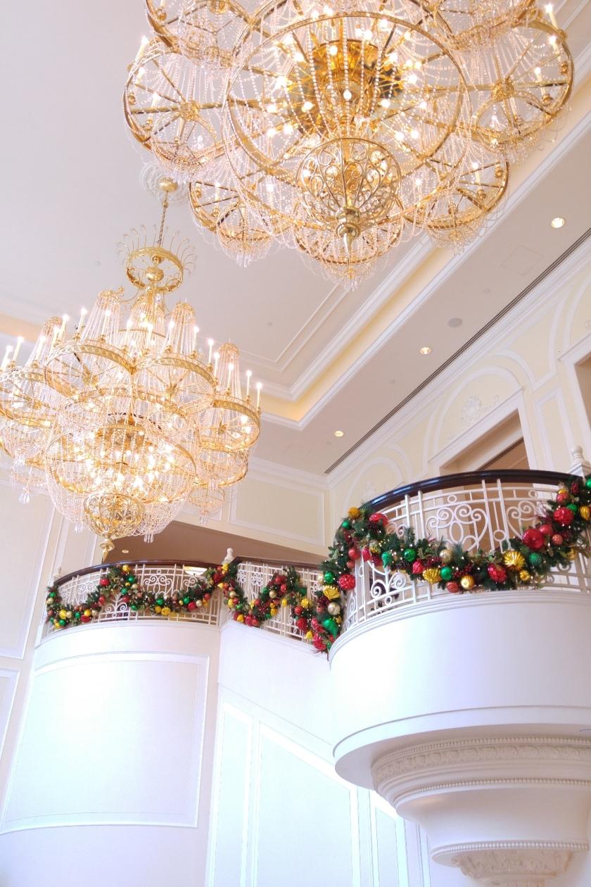 迪士尼美語世界 香港迪士尼樂園酒店 Ballroom
