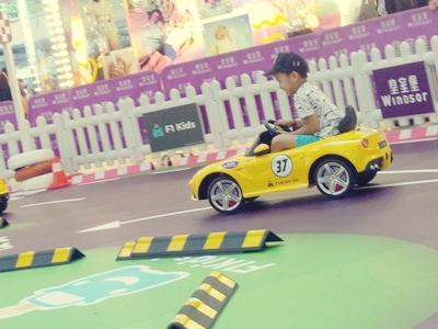CWB 兒童賽車樂園