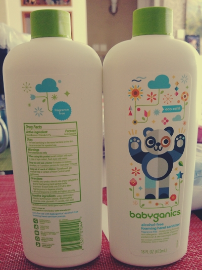 online shopping at amazon babyganics