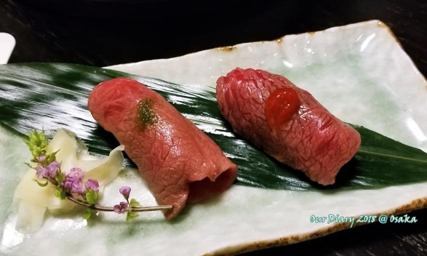 京都木屋町壽喜燒 モリタ屋 食物照片