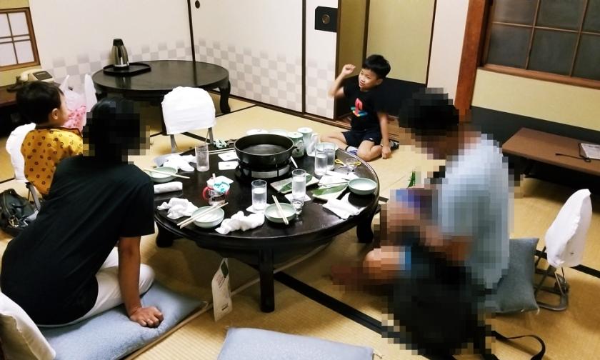 京都木屋町壽喜燒 モリタ屋個室用餐
