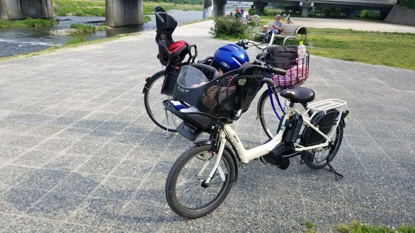 京都,踏單車親子遊