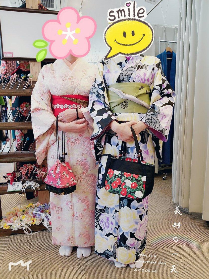 京都穿和服 kimono 遊記