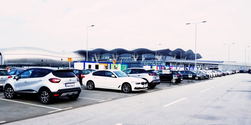 Zag airport
