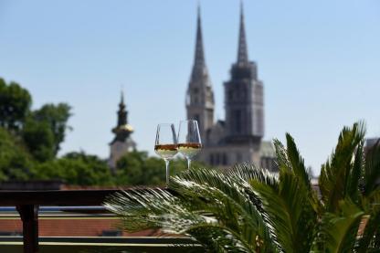 Apartment rooftops Zagreb 推薦 住宿