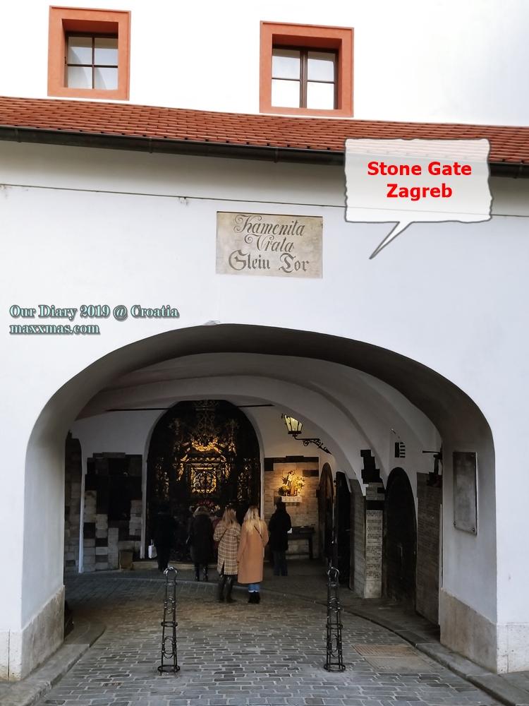 Zagreb Stone Gate