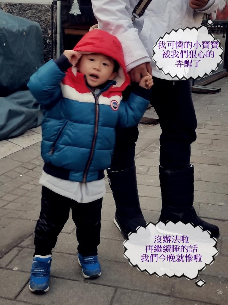 25 months old baby on Tkalciceva street