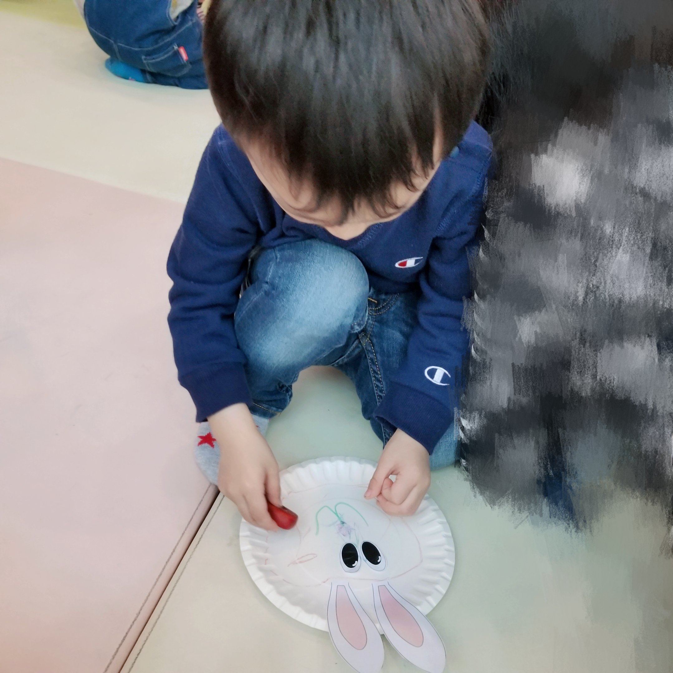 Playgroup 畫兔兔